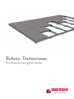 profilsystem einfaches verlegen f r betonplatten. Black Bedroom Furniture Sets. Home Design Ideas