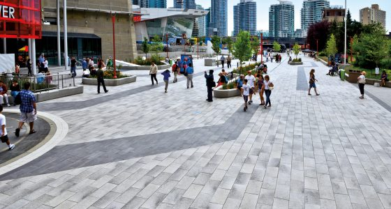 Toronto (CA), Public Plaza at CN Tower